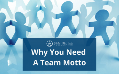 Why You Need A Team Motto