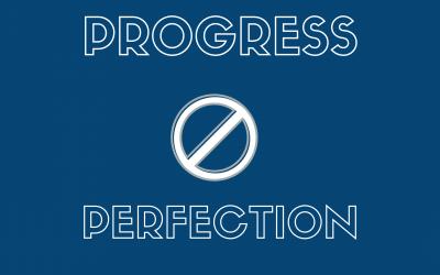 Progress Kills Perfection