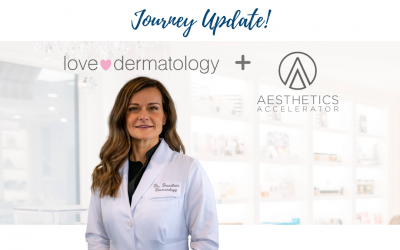 Follow The Journey- Love Dermatology Update #1