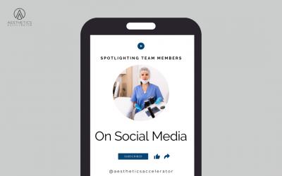 Spotlighting Team Members On Social Media