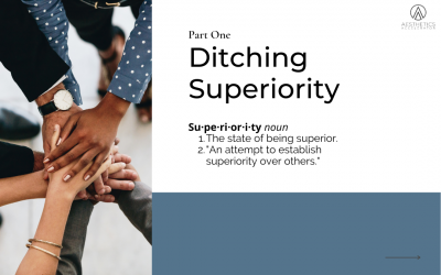 Ditching Superiority: Tactical Ways To Build A Lateral Team Culture